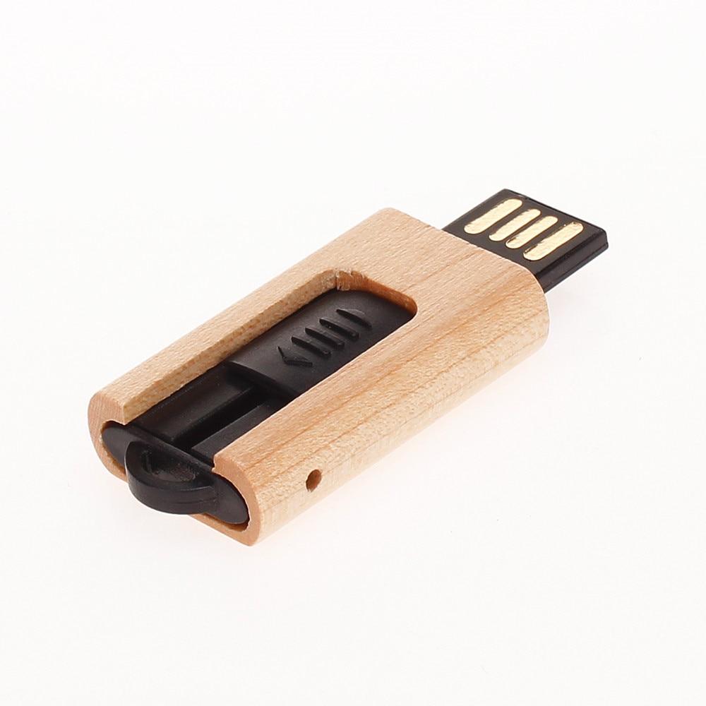 XIWANG 100% Real Capacity USB Flash Drive Creative Wood Drive Portable Device usb 2.0 4GB 8GB 16GB 32GB 64GB Flash Drive Gift-in USB Flash Drives from Computer & Office