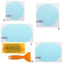 1 Pair Car Anti Water Mist Film Fog Coating Rainproof Hydrophobic Rearview Mirror Protective