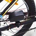 Tipo de cadena De la Bicicleta Dynamo Últimas Acción Bicicleta/Bicicleta Dynamo-Chain Dynamo/Bicicleta Generador 5 V 1A Salida built-in 1000 mAh de La Batería