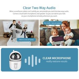 Image 3 - Inqmega 1080p nuvem ip câmera de vigilância rastreamento automático câmera de segurança em casa sem fio wifi rede cctv câmera monitor do bebê