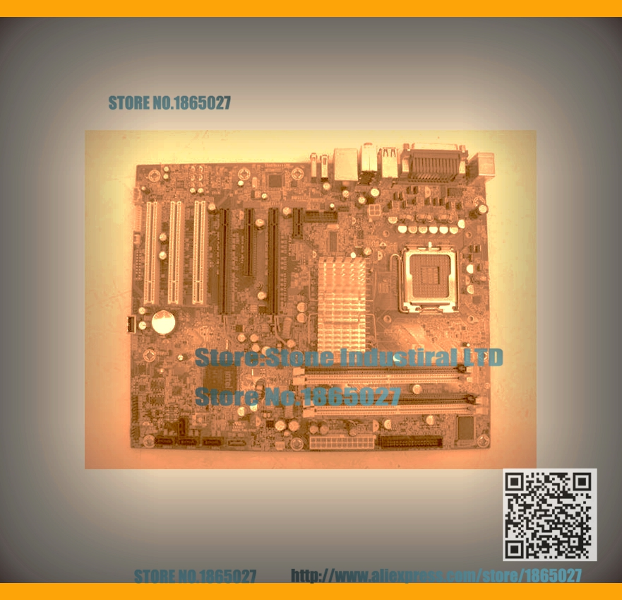 ФОТО XW4600 Workstation Desktop System Motherboard 441418-001 441449-001 100% Tested Good Quality