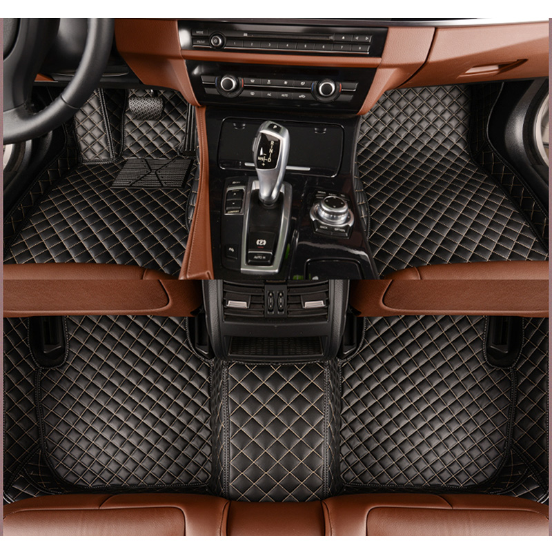 Custom Car Floor Mats For Mini Coupe Paceman Clubman
