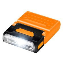 COB LED Head Lamp Motion Sensor Clip-On Cap Light Battery-Operated USB Rechargeable Night Illumination Tool For Fishing Camping