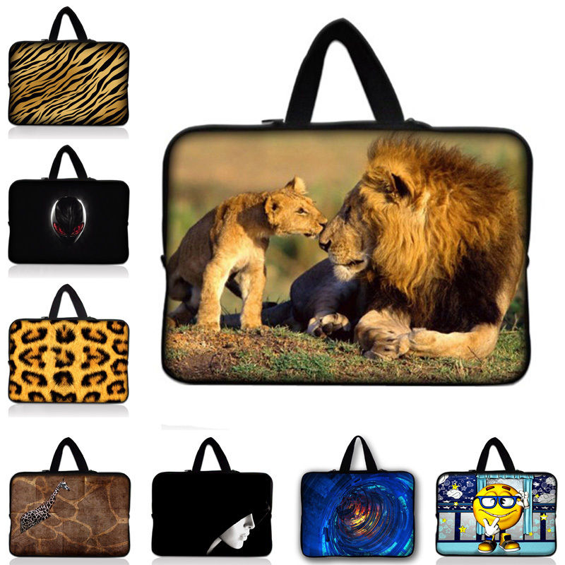 Portable Notebook Case Laptop Sleeve Bag Cover Pouch For 10'' 12 '' 13 '' 14 ''