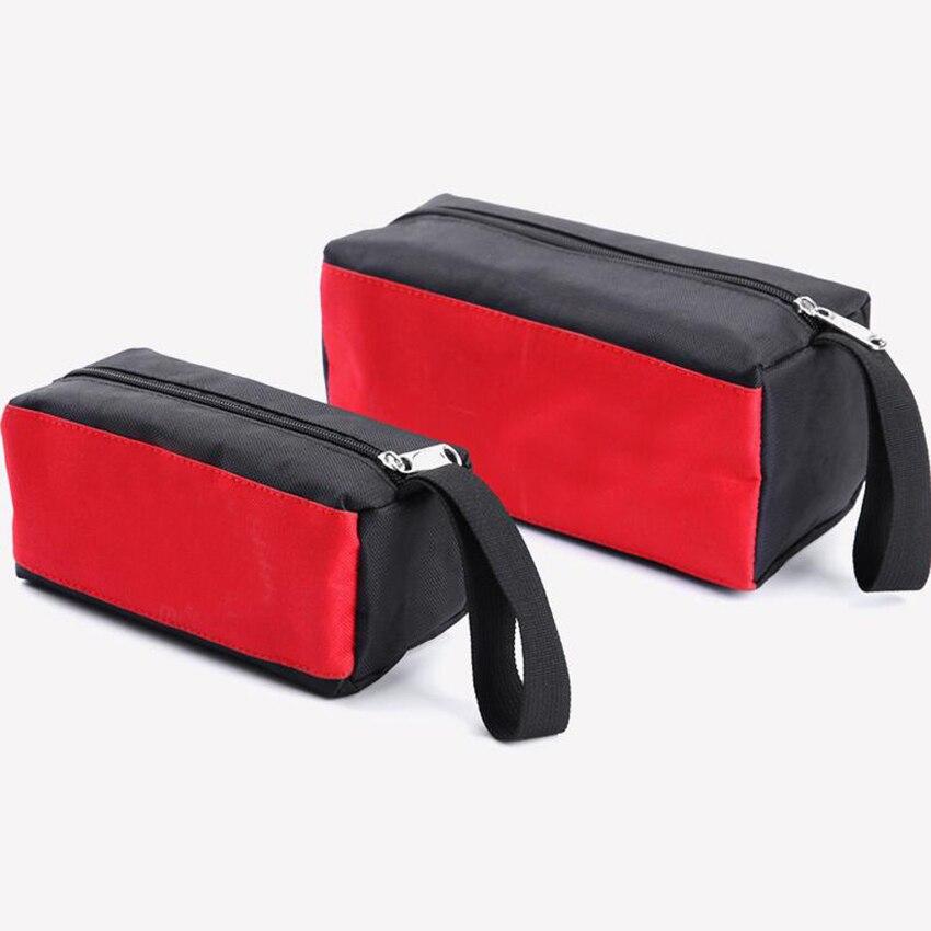 Utility Waterproof Hand Repair Tool Bag Zipper Hardware Storage Toolkit Make Up  Travel Organizer Hand Bag With Logo