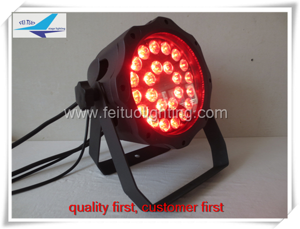 A- outdoor 24x15w high powerful ip 65 led par light 5in1 stage light Outdoor DJ Stage Show Lighting