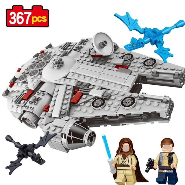 79213 series star wars model kits Millennium Falcon Force awakens ...
