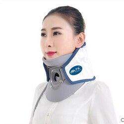 distractor household medical inflatable Cervical spine massage instrument neck correction support