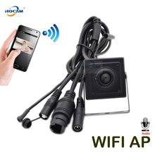 HQCAM 720 P 960 P 1080 P Аудио Mini WI-FI IP Камера P2P слот для карты SD WI-FI Точка беспроводного доступа мини IP Камера с отдыхом и мягкая антенна camhi