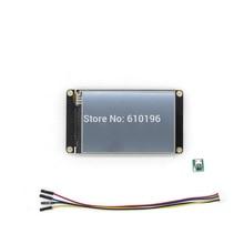 Nextion Расширения 3.5 »HMI Я Интеллектуальных UART Последовательный USART сенсорный TFT ЖК-Модуль Дисплей для Arduino Raspberry Pi комплект