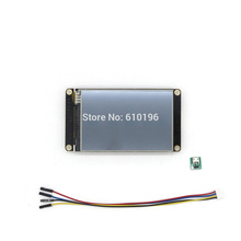 """Zwiększona 3.5 """"HMI Nextion I Inteligentny Inteligentny USART Szeregowy UART Moduł Wyświetlacza TFT LCD Panel dotykowy dla Arduino Raspberry Pi zestaw"""