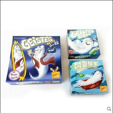 geistes blitz 1+2+3 ghost blitz Geistesblitz 5 Vor 12 board game high quality  family game card game