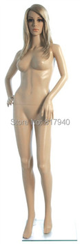 HOT!!!Unbreakables economical  Realistic  full body female Mannequin Manikin Dress Form Display women's Mannequin Torso