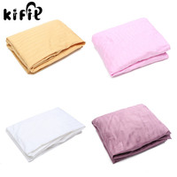 KIFIT PracticalCotton SPA Massage Beauty Bed Flat Table Cover Sheets Bedsheet With Hole Beauty Salon Dedicated