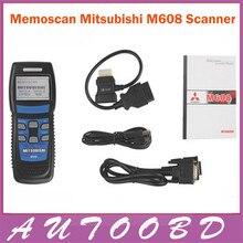 Профессиональный код ошибки чтения автоматический сканер Memoscan M608 Mitsubishi диагностический OBD2 сканер с техника поддержка
