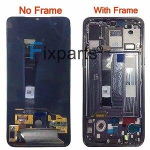 Image 2 - Tela de reposição para xiaomi mi 9, display lcd, touch screen, digitalizador, montagem, peças de reposição, display para xiaomi mi lcd 9 se