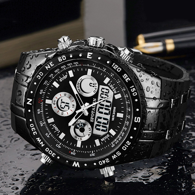 Men Sports Watches Top Brand Luxury 2018 For Men Military Wristwatch Male Clock relogio masculino Quartz Wrist Watch Waterproof nakzen men watches top brand luxury clock male stainless steel casual quartz watch mens sports wristwatch relogio masculino