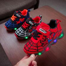 Boys Girls Kids Shoes Luminous Glowing Led Children Shoes Li