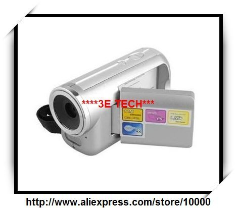 10X 12MP Mini Digital Video Camera DV Camcorder,Wholesale+Free Shipping 10pcs/Lot
