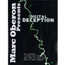 Цифровой Обман крупным планом уличные магические трюки игрушки
