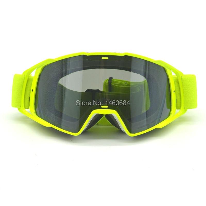Gafas Motokros Moto masky Otevřené brýle s polovinou obličeje pro - Příslušenství a náhradní díly pro motocykly