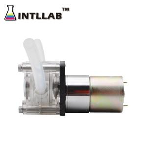 Image 4 - INTLLAB DIY Peristaltic Pump Dosing Pump 12V DC, High Flowrate for Aquarium Lab Analytical