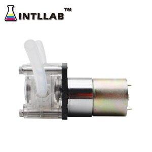 Image 4 - INTLLAB DIY Schlauchpumpe Dosierung Pumpe 12V / 24V DC, Hohe Strömungsgeschwindigkeit für Aquarium Lab Analytische