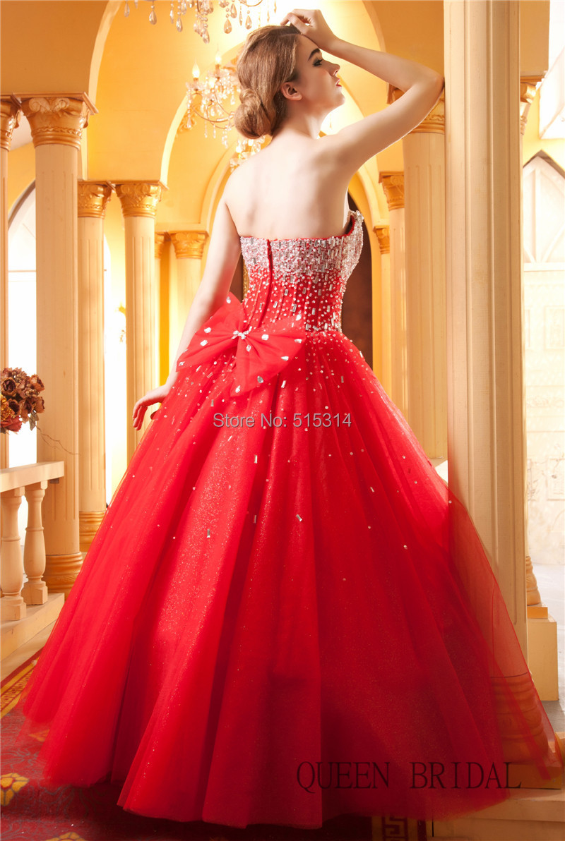 Online Shop 2017 Princess top designer chinese plus size red ...