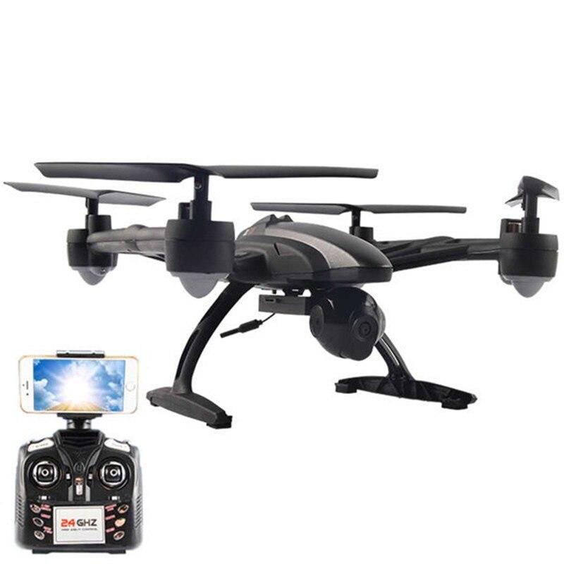 JXD 509 W WiFi FPV Avec 720 P Caméra Sans Tête Mode Haute Tenue Mode 2.4 GHZ 4CH 6-Axle RC Quadcopter RTF Mode 2