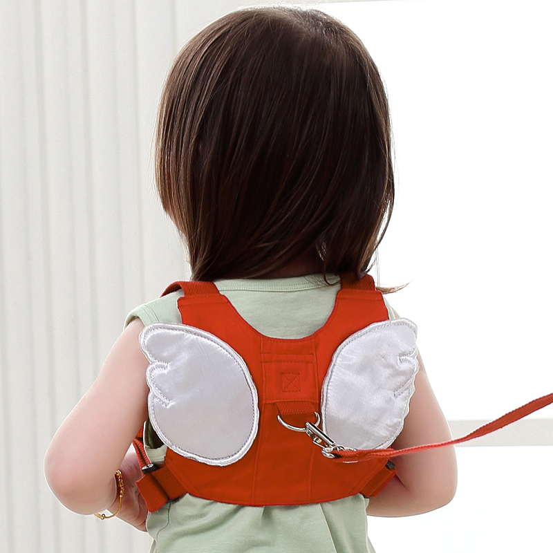 Four Colors Angle Styles Kids Safety Anti-lost Toddler Leash Backpack Outdoor Kids Safety Harness Child Leash mochila coleira