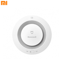Xiaomi Fire Alarm Detector Audible and Visual Alarm Work with Gateway Smoke Detector Mijia Remote Control For Smart Home