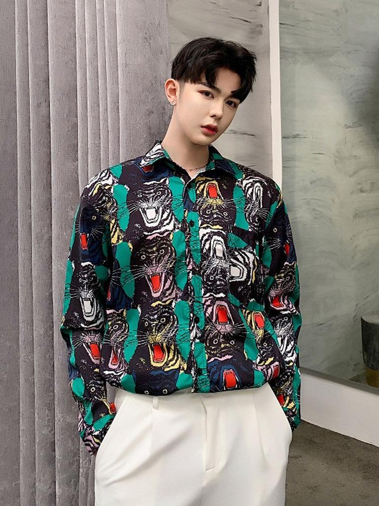 City Class 2018 Mens Dress Shirt Slim Fit Shirts Camisa Social Long Sleeve Man Shirts High