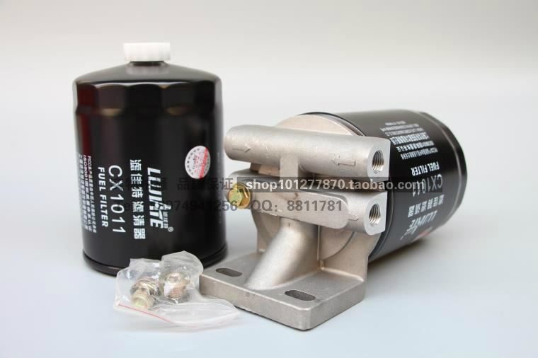 diesel fuel filter assembly for CX1011 CX1011A 150-1105020