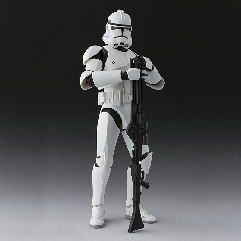 15CM Anime figure star war movable Imperial Stormtrooper action figure collectible model toys for boys 15cm anime figure daredevil action figure collectible model toys for boys