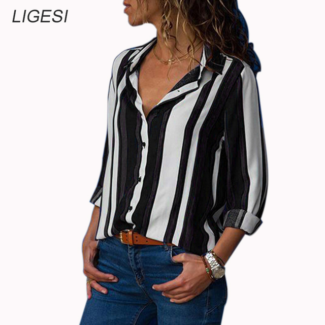 417f6b7f634 Womens Tops And Blouses Plus Size 5XL Long Sleeve Blusas Mujer De Moda 2018  Elegantes Florales