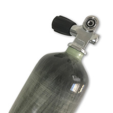 ACECARE carbon tank mini scuba tank EN12245 4500psi gas cylinder balloons with YOKE valve Drop Shipping