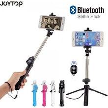 JOYTOP  Foldable Selfie Stick Bluetooth Selfie Stick+Tripod+Bluetooth Shutter Remoter Tripod for iPhone Android Selfie Sticks