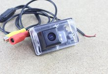 Камера Заднего вида ДЛЯ Citroen C3 Picasso/C4 Picasso/Назад парк Камеры/HD CCD Ночного Видения + Водонепроницаемый + Широкоугольный