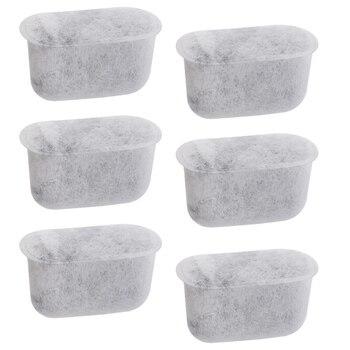 El mejor 6 uds filtros de agua para Breville BES980 BES920 BEP920 BWF100 cafetera 889