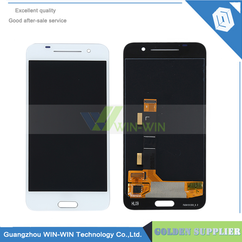 Black/White 100% Tested Lcd Screen For HTC One A9 LCD Display + Touch Screen with Digitizer Assembly Free shipping