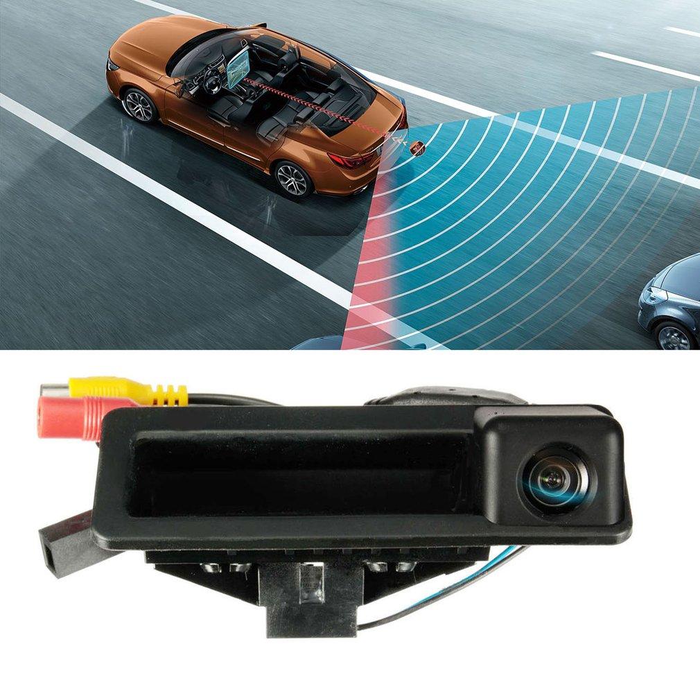 170° CCD HD Rear View Reverse Backup Camera For BMW E82 E88 E84 E90 E91 E92 E93