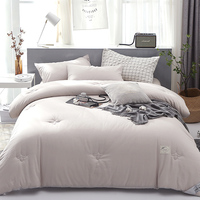 White Hotel All Season Luxury 100%Cotton Ultra Soft Comforter Fill Duvet Hypoallergenic Twin Queen/Full size for Kids Adults