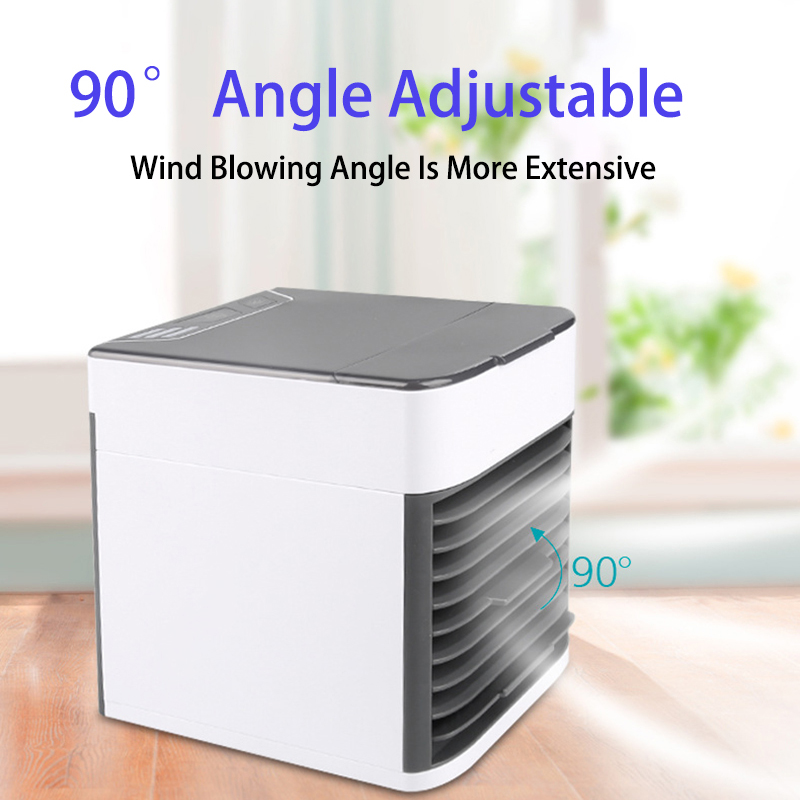 Small Air Cooler Air Conditioning Appliances Mini Cooling Fan Summer Portable Fan Conditioner