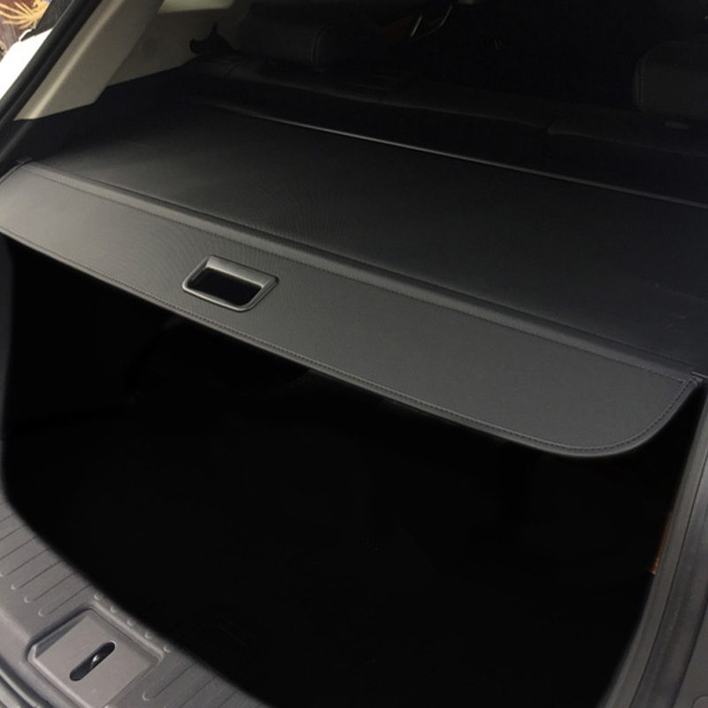 New Tail Trunk Cargo Cover Security Shield Black For Kia Sportage 2017 2018