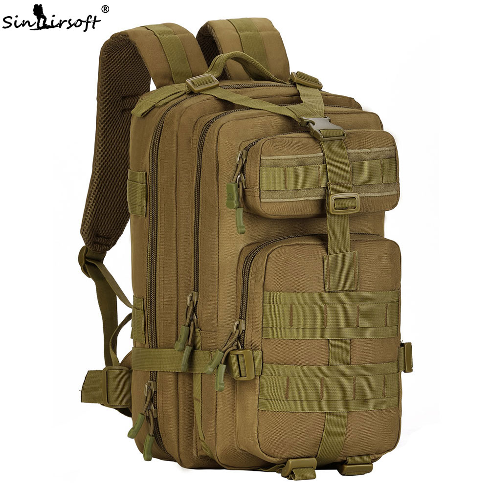 3 P chasse pêche Camping sacs à dos Serpentine tactique sac à dos militaire randonnée hommes Rugtas Sport voyage sacs à dos escalade