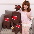 Wholesale 8cm/18cm Domokun Funny Domo-kun Plush Doll Toys Cute Domo Kun Plush Toys Kids Children Birthday Gift