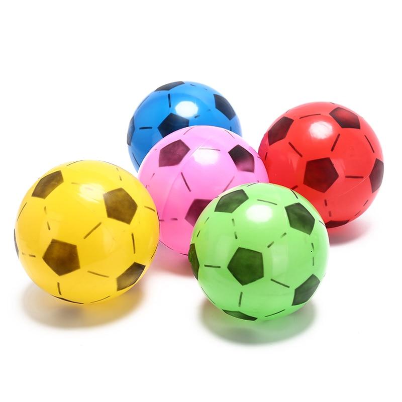 Children Training Balls School Gift Inflatable Football Children Soccer Balls Training Ball 1 Pcs