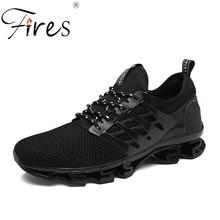 Incêndios Homens Calçados Esportivos Tênis de Verão Para O Homem de Alta Qualidade Sapatos de Caminhada Ao Ar Livre Dos Homens Tênis Respirável Sapatos de Treinamento