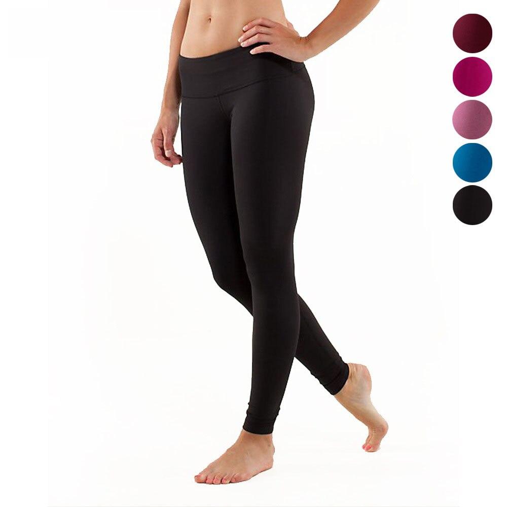 Profession Fitness Leggings font b Women b font s Casual Candy Color High Elastic Slim font
