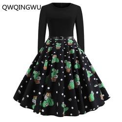 Women Vintage Dress JY13106 1